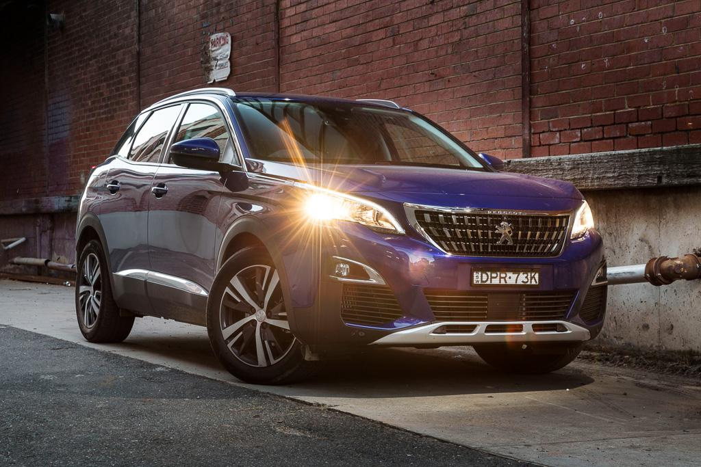 Peugeot 3008 2018 Review - motoring com au