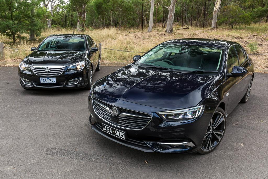Kết quả hình ảnh cho Holden Calais V: Old & New Review