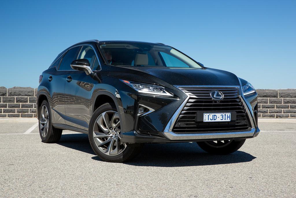 New Forza 300 2018 >> Lexus RX 300 2018 Review - motoring.com.au
