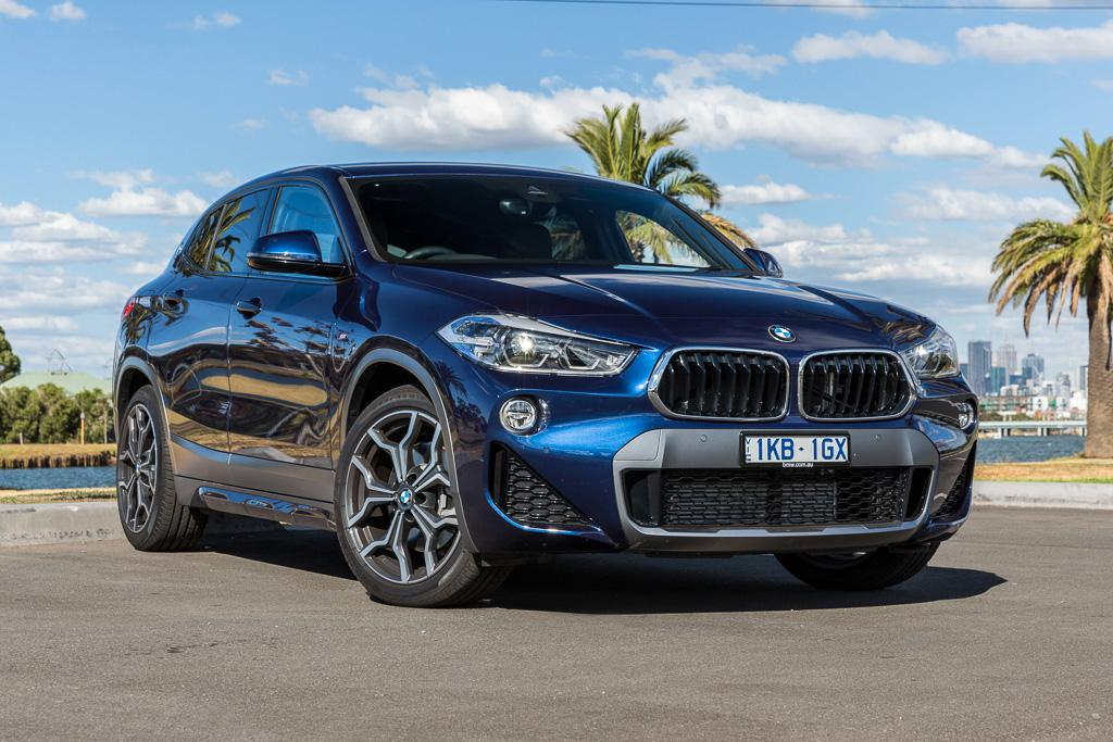 Car And Driver  Bmw X Review
