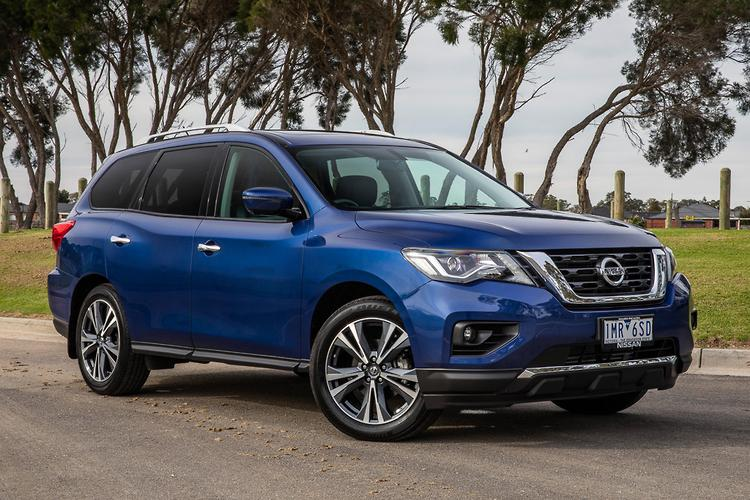 Nissan Pathfinder 2018 Review