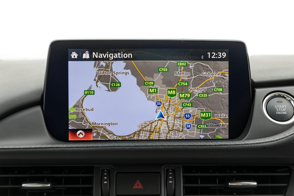 mazda mzd connect and i-activesense: technology review - motoring.au