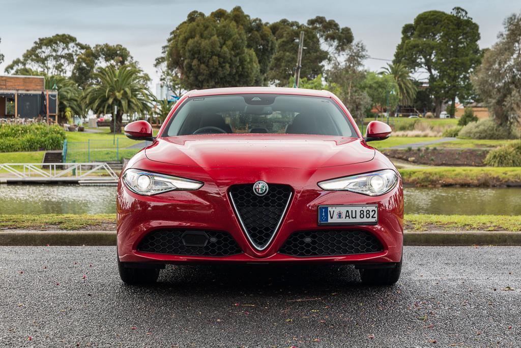Alfa Romeo Giulia 2018 Review Motoring Com Au