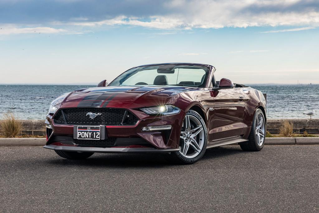 Ford Mustang Gt 2018 Review Motoring Com Au