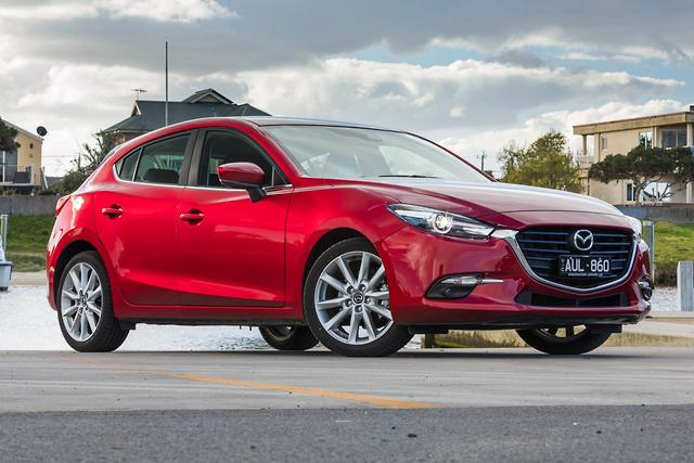 Recall wrap: Wheels falling off new Mazda3 - motoring com au