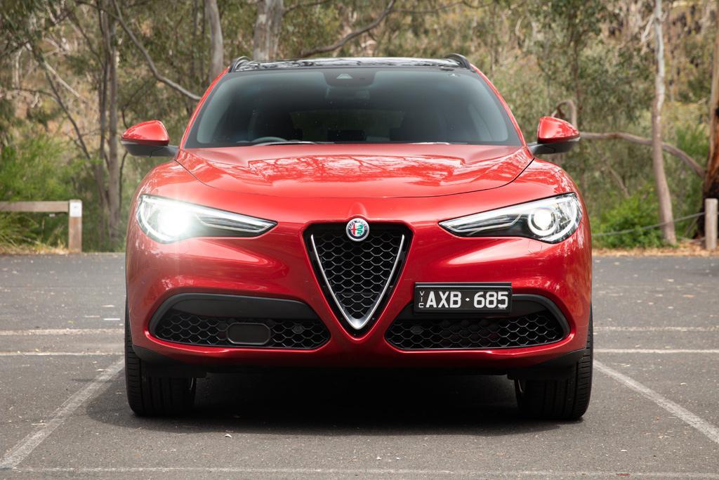 Alfa Romeo Stelvio Ti 2019 Review Motoring Com Au