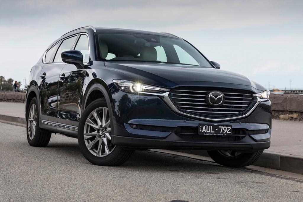 Mazda Cx 8 2018 Review Long Term Test 3 Motoring Com Au