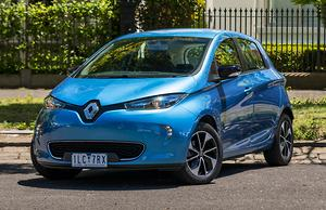 f593fcc130 First Renault ZOE sold in Australia - motoring.com.au