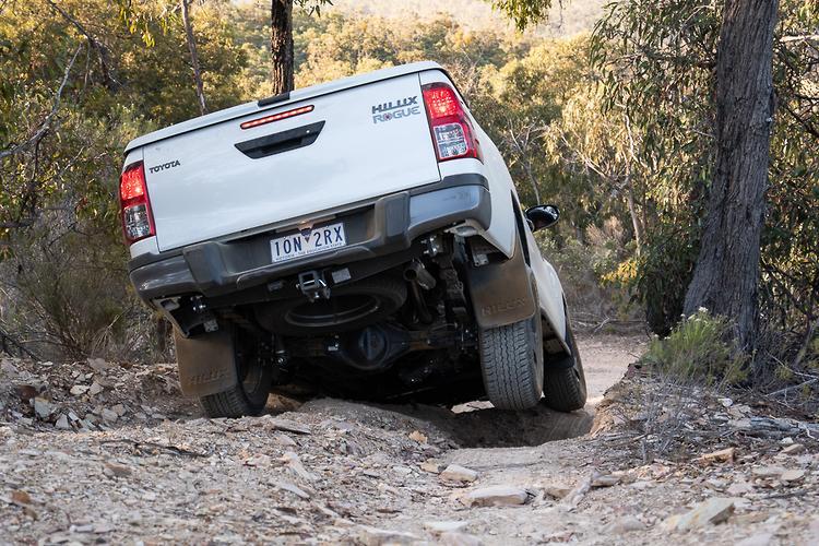 2019 Best Dual-Cab 4WD Ute: Off-road - motoring com au