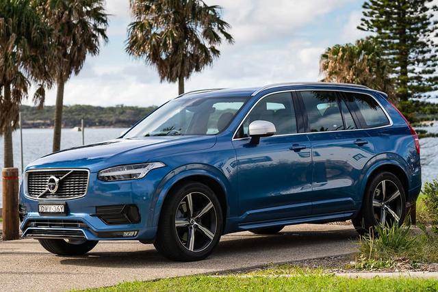Volvo xc90 price 2019