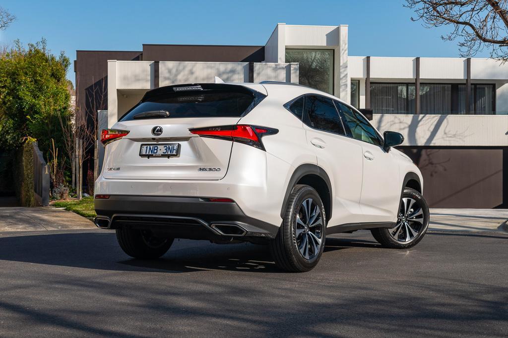 Lexus NX 300 Crafted 2019 Review - motoring com au