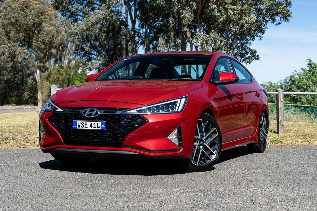 Hyundai Elantra 2020 Review Motoring Com Au