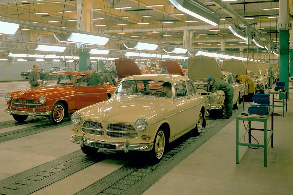 The Transformed Volvo S Business Model From Exclusively Domestic To Whole Exports And Was First Ever Be Made