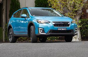 Subaru Xv Hybrid 2020 Video Review Motoring Com Au
