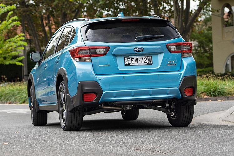 Subaru Xv Hybrid 2020 Review Motoring Com Au