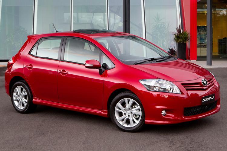 Toyota Recalls Almost 50,000 Corollas
