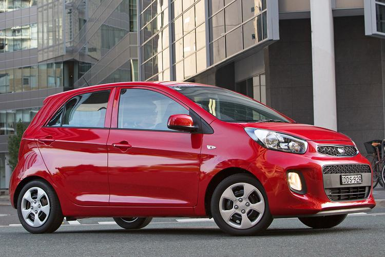 Kia Picanto Service Pricing Fixed Motoring Com Au