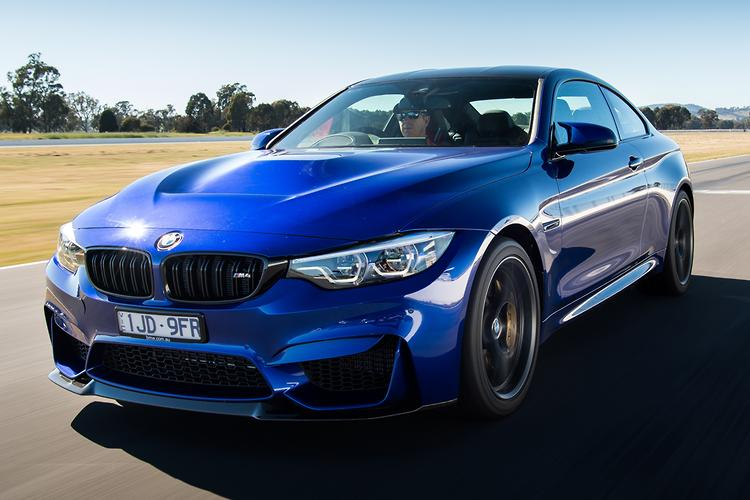 BMW Slashes M4 CS Pricing