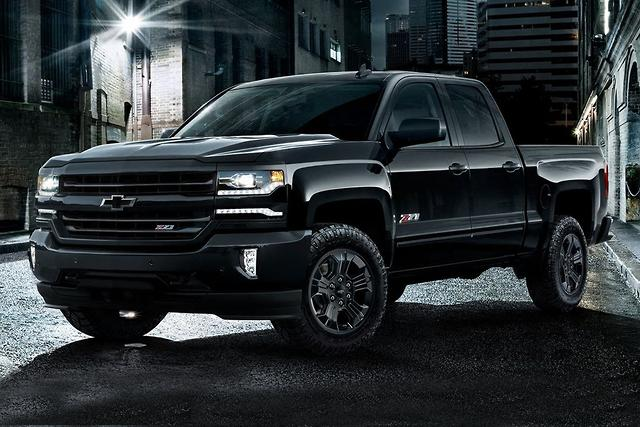 Silverado Special Editions >> HSV releases Chevrolet Silverado prices and specs - motoring.com.au