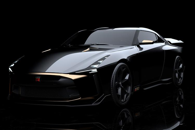 Nissan Gt R50 By Italdesign Is A 530kw Monster Motoring