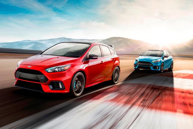 This May Be The Final Ford Focus Rs Until 2024