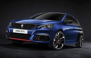 not so fast: peugeot 308 r hybrid and rcz replacement on ice