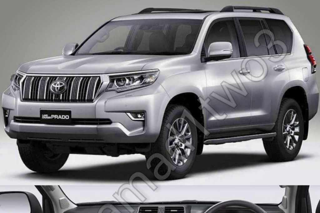Frankfurt Motor Show Toyota Confirms New Look Prado Ch R Hy Power