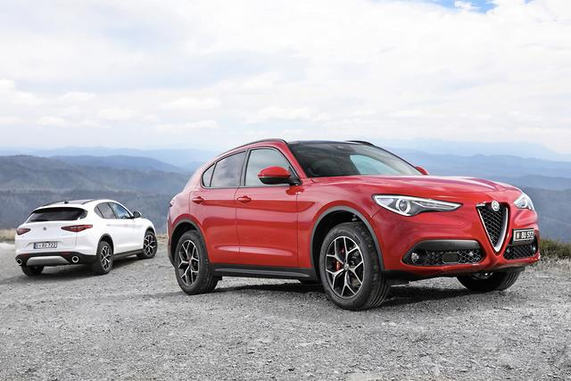 Alfa Romeo Prices Its First Suv