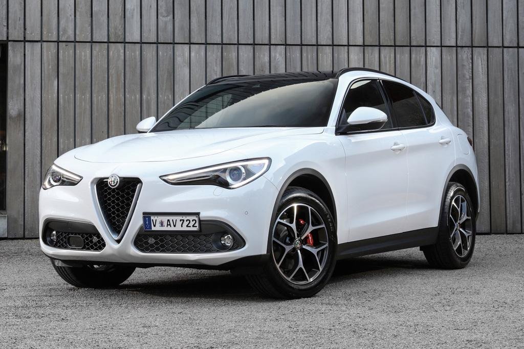 alfa romeo prices its first suv. Black Bedroom Furniture Sets. Home Design Ideas