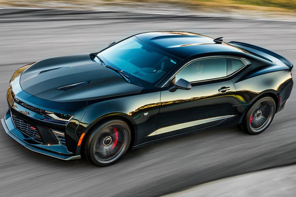 Official: Chevrolet Camaro for Australia - motoring com au