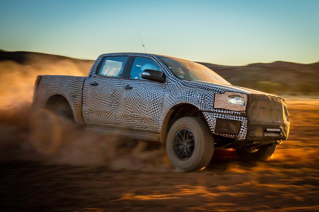 Ford To Reveal Ranger Raptor On February 7 Motoring Com Au