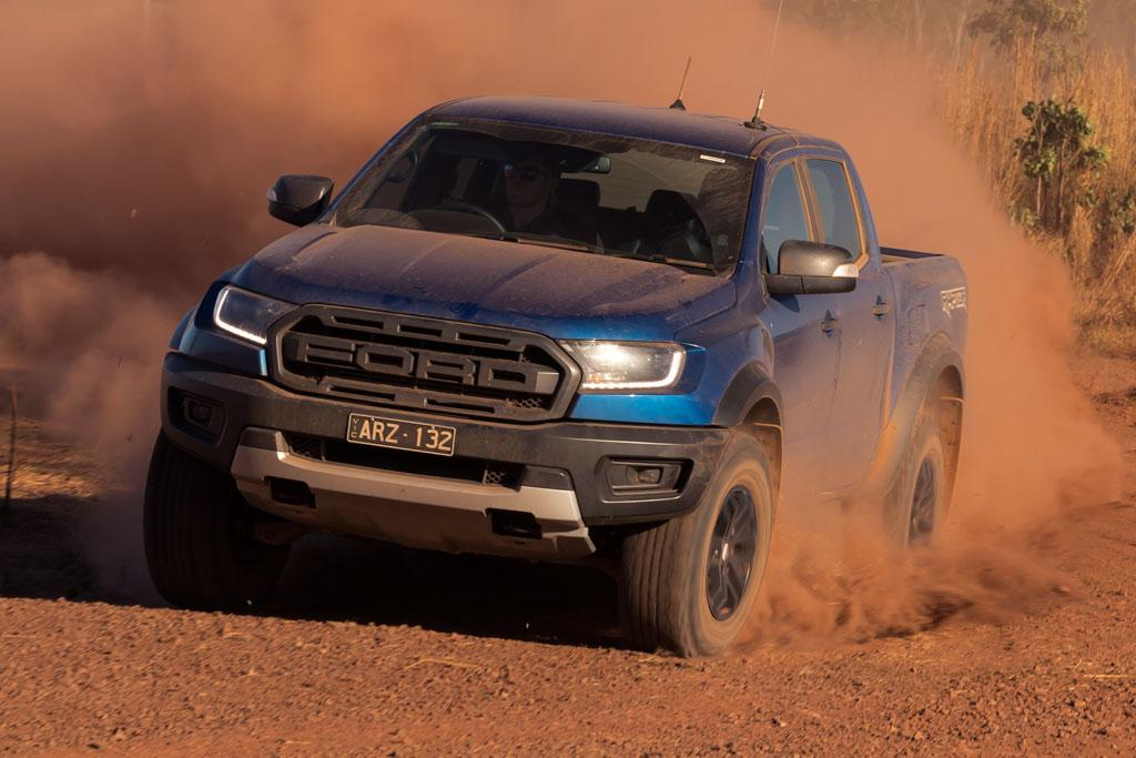 Why does the Ford Ranger Raptor only have a 2 0-litre engine