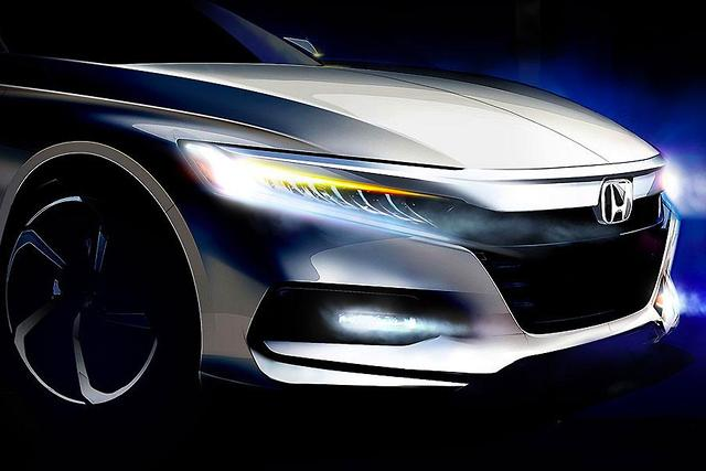 Honda Next Gen Large Car And A Hybrid Version Expected To Return