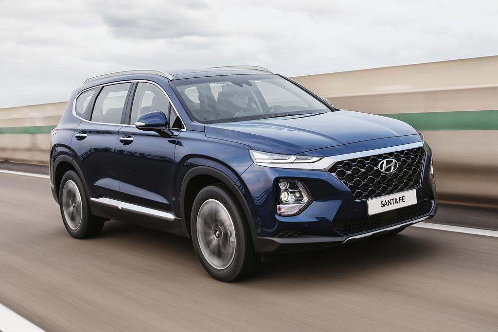 Toyota At Tokyo Motor Show >> All-new Hyundai Santa Fe details released - motoring.com.au