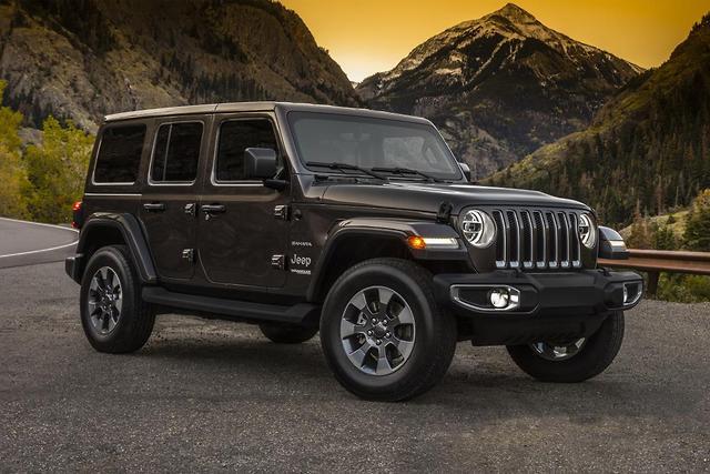 Jeep Wrangler Interior Design Exposed Motoring Com Au