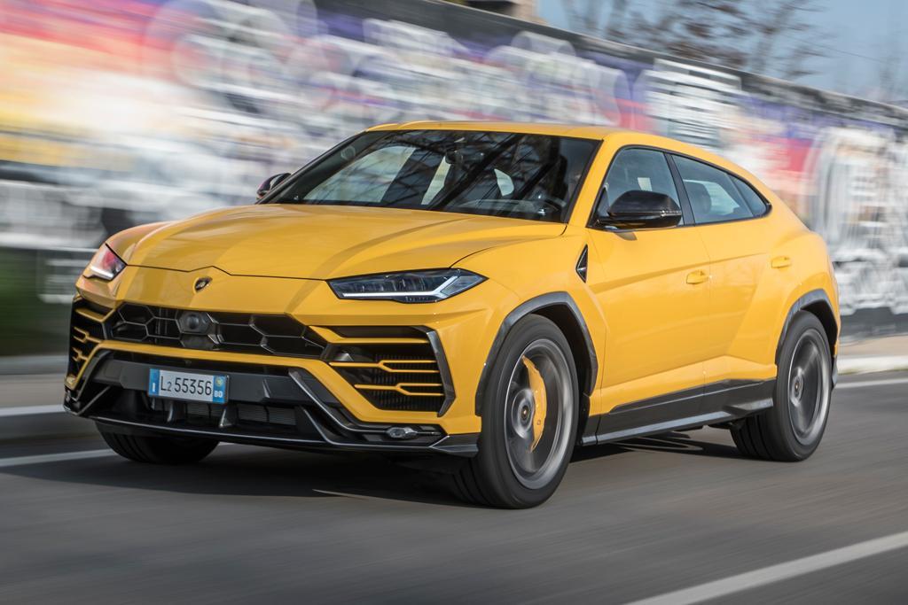 Lamborghini Urus 2018 Review Motoring Com Au