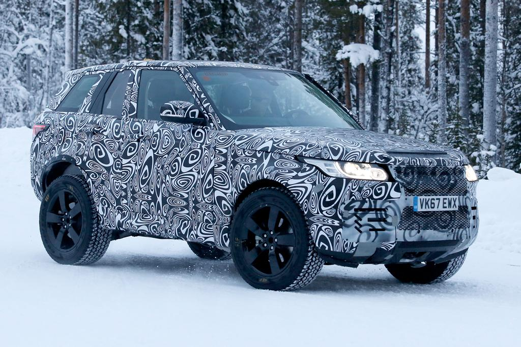 2019 land rover defender spy shots. for what it\u0027s worth, however, land rover design chief gerry mcgovern has said the new defender will look nothing like either dc100 concepts and nor it 2019 spy shots