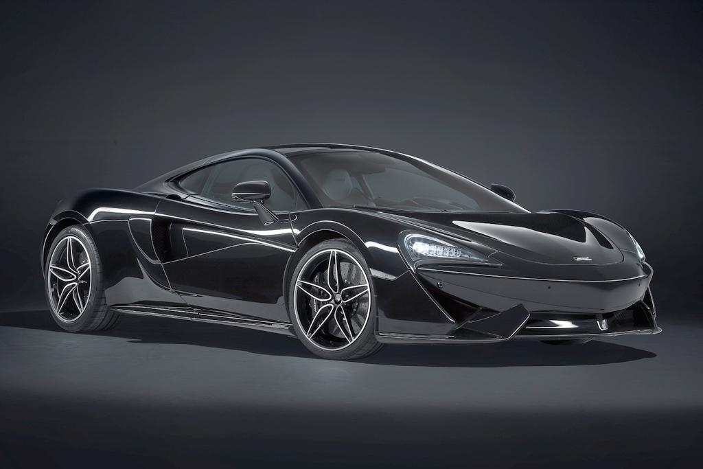Mclaren Reveals 570gt Mso Black Collection Motoring Com Au