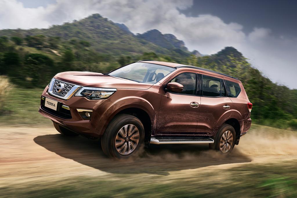 Nissan Terra will come to Australia 'ASAP' - motoring.com.au