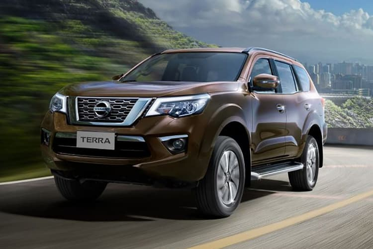 Nissan Terra Edges Closer To Oz Motoring Com Au