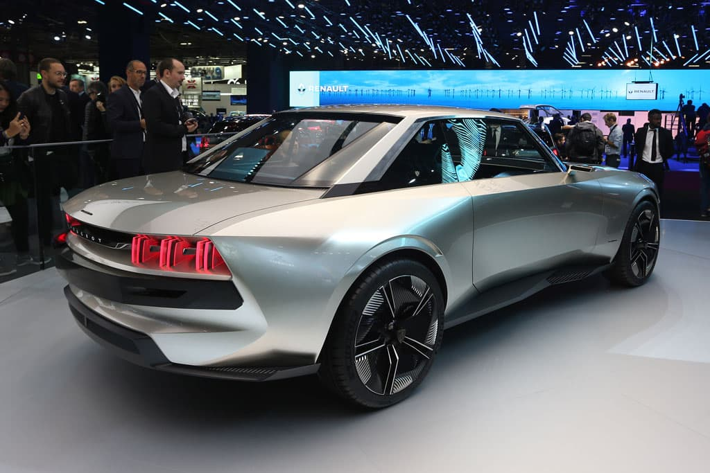 Paris Motor Show 2018 Photo Gallery Motoring Com Au