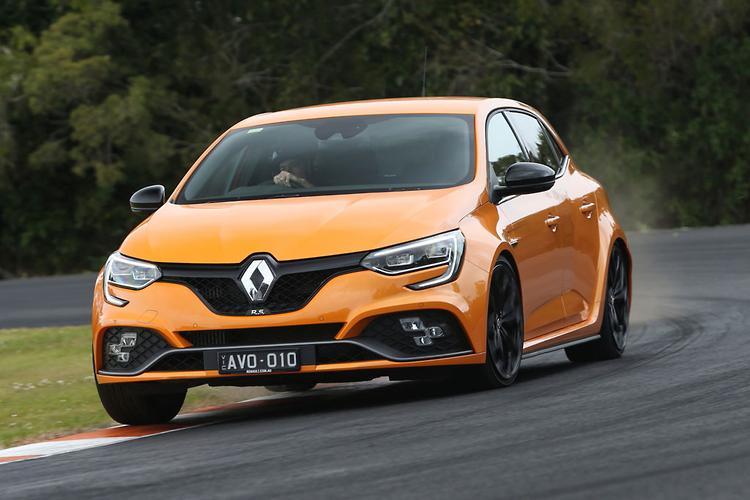Renault megane australia