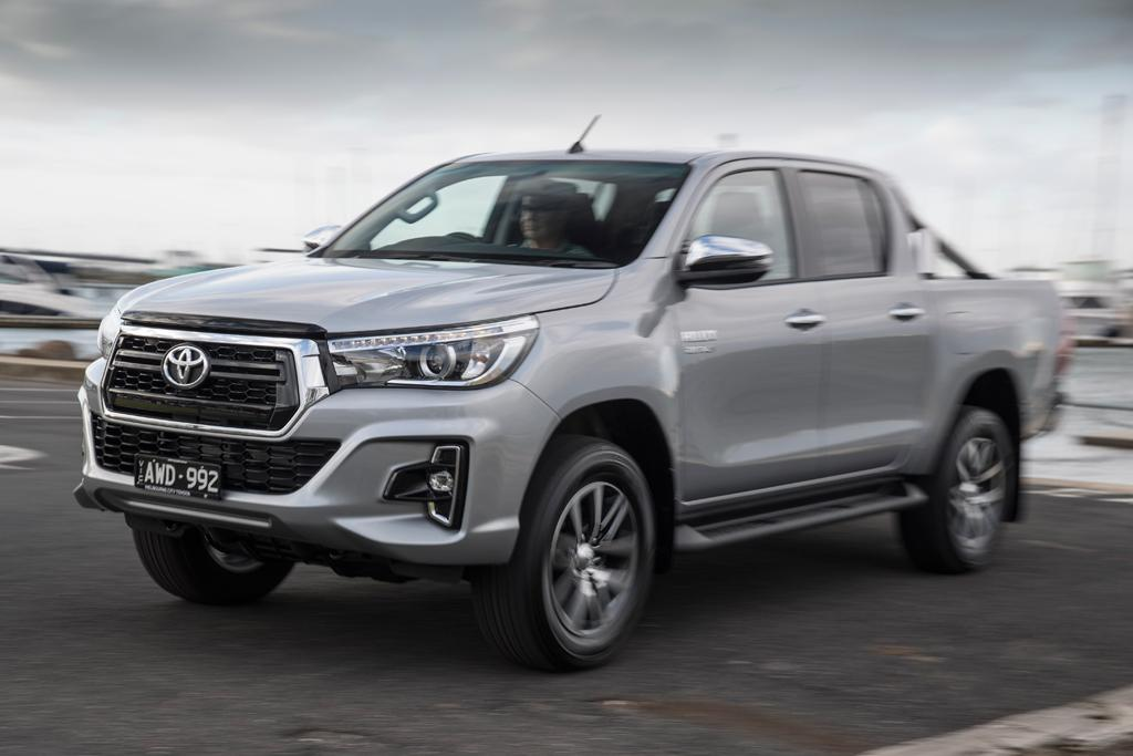Toyota Large Suv >> Toyota Hilux On Top Again Motoring Com Au