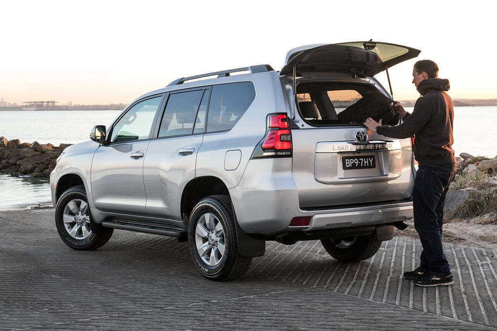 Toyota Prado aims at city-slickers - motoring com au