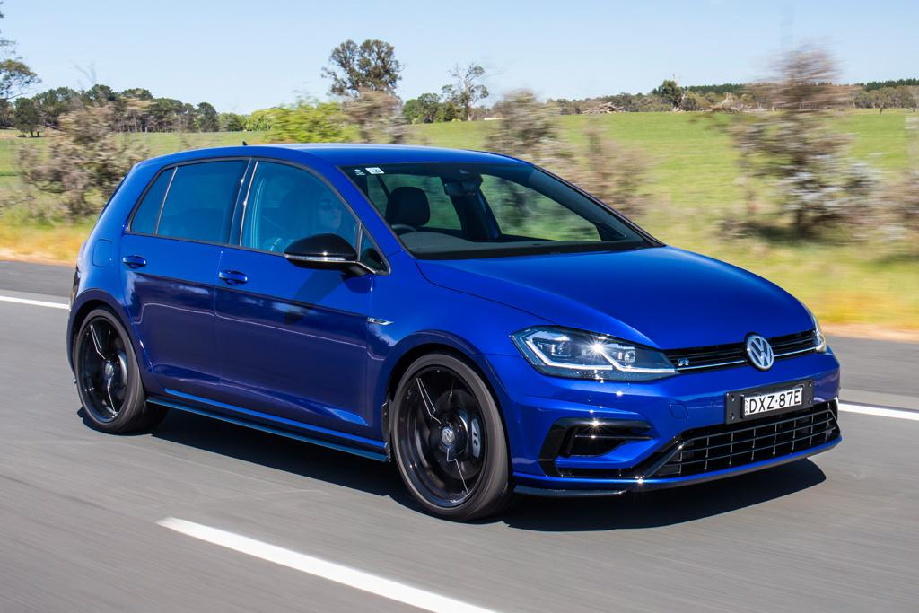 2018 Golf R >> Volkswagen Golf R Special Edition 2018 Review Motoring Com Au