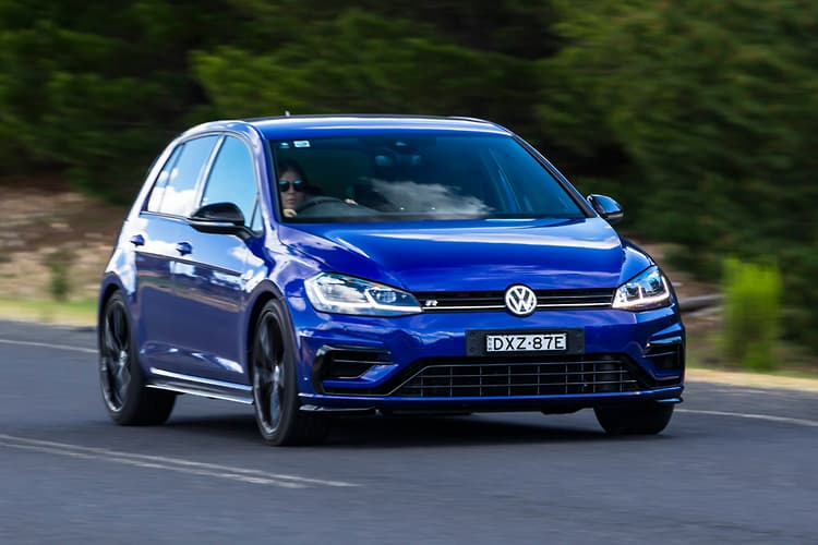 Volkswagen Golf R Special Edition 2018 Review - motoring com au