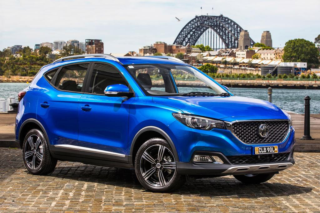 Mg Launches Baby Suv Motoring Com Au
