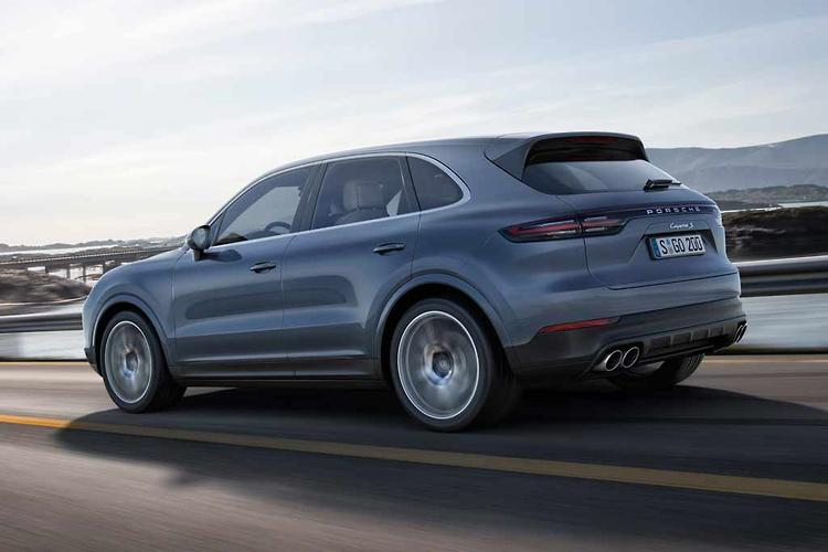 The 2019 Porsche Cayenne has a familiar face that hides new insides