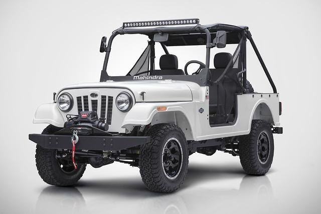 Mahindra promises five new models by 2020 - motoring.com.au