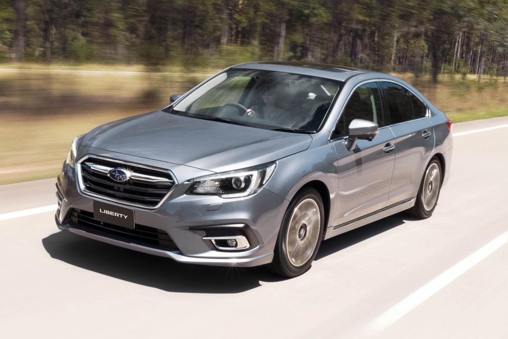 Subaru Liberty 2018 Review Motoring Com Au